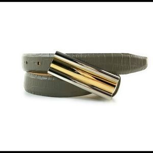 Vintage Carlisle Leather Belt